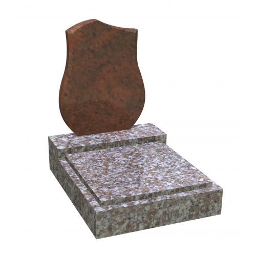 Urnový hrob na zakázku Misty 056 Multi