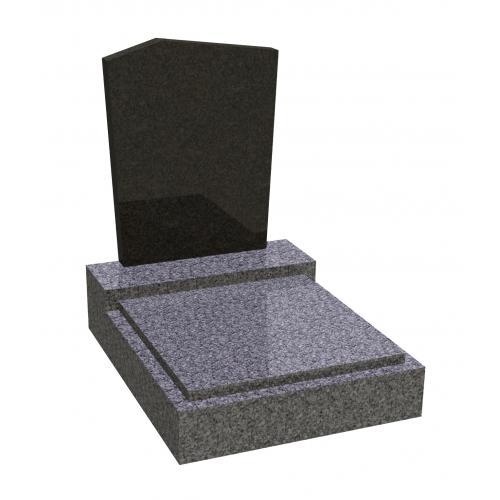 Urnový hrob na zakázku CrystalBlack úkos Impala