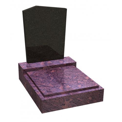 Urnový hrob na zakázku RossoVenato úkos Impala
