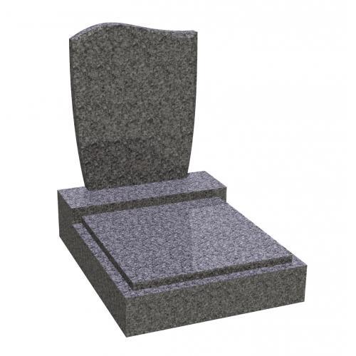 Urnový hrob na zakázku CrystalBlack 043 CrystalBlack