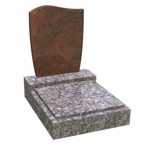 Urnový hrob na zakázku Misty 043 Multi