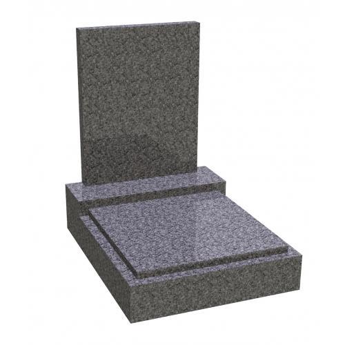 Urnový hrob na zakázku CrystalBlack 041 CrystalBlack
