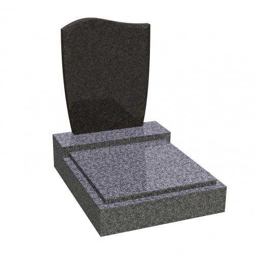 Urnový hrob na zakázku CrystalBlack 043 Impala
