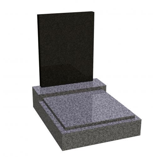 Urnový hrob na zakázku CrystalBlack 041 Impala