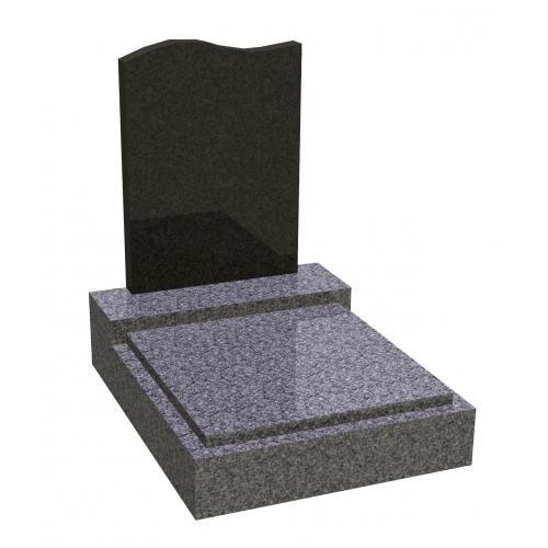 Urnový hrob na zakázku CrystalBlack 042 Impala