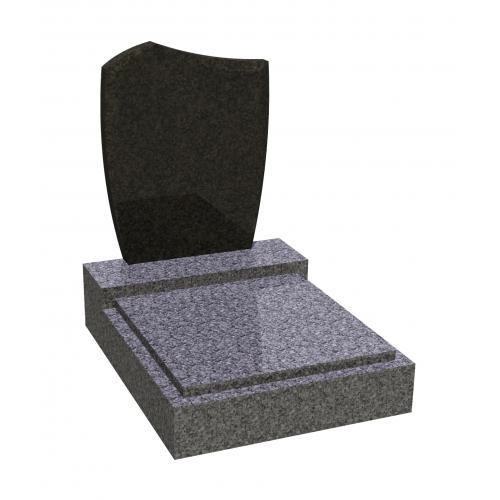Urnový hrob na zakázku CrystalBlack 047 Impala
